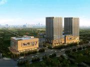 杭州上城钱江新城中豪五福天地楼盘新房真实图片