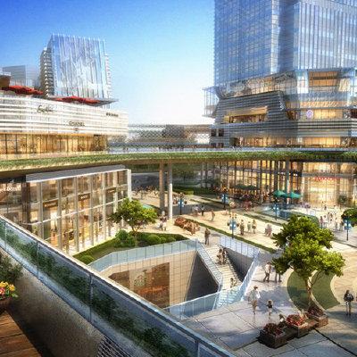 宁波绿地中心
