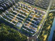 无锡江阴中心城区华润置地江湾城楼盘新房真实图片