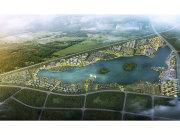 济南济南周边齐河安德湖小镇楼盘新房真实图片