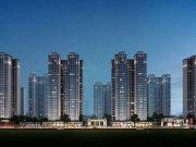 长沙望城月亮岛金富湘江悦城楼盘新房真实图片
