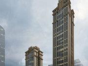 西安高新锦业路锦业时代D5大道楼盘新房真实图片