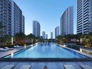福州晋安东二环绿城美的桂语映月楼盘新房真实图片