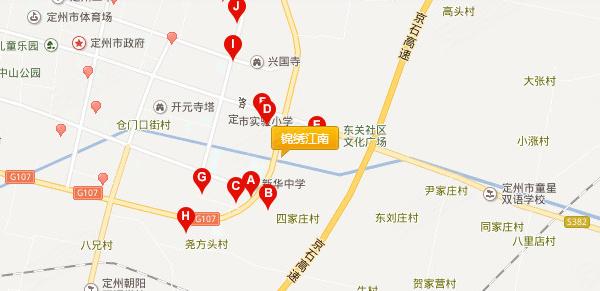 锦绣江南楼盘区位规划