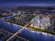 惠州惠城金山湖隆生西江花园楼盘新房真实图片