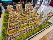 西安经济开发区文景路沿线碧桂园文景府楼盘新房真实图片