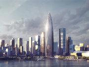 深圳南山后海中国华润大厦