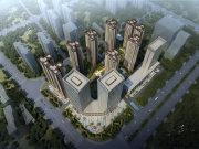 长沙天心省府天城国际广场楼盘新房真实图片