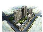 上海静安上海火车站苏河融景楼盘新房真实图片