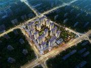 西安浐灞港务区中铁·卓越城楼盘新房真实图片