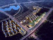 长沙星沙空港新城和泓桃李春风楼盘新房真实图片
