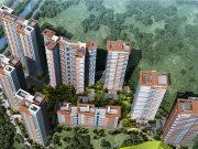 惠州博罗县罗阳名巨伴山楼盘新房真实图片