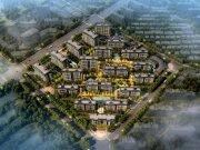 西安临潼度假区高新骊山下的院子楼盘新房真实图片