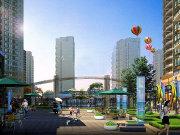 长沙开福新河三角洲天健芙蓉盛世楼盘新房真实图片