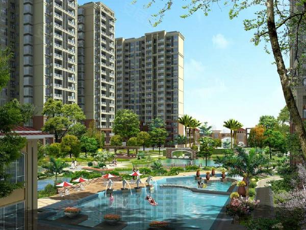 嘉和瑞景配套齐全,建有游泳池、网球场、蓝球场、健身场等娱乐设施