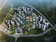 广州黄埔科学城合生中央城楼盘新房真实图片