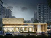 西安西咸新区空港新城龙湖天璞楼盘新房真实图片