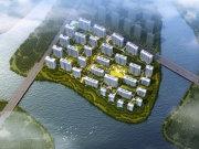 绍兴镜湖新区镜湖新区武汉城建融创滨湖湾楼盘新房真实图片