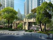 上海静安上海火车站上海滩大宁城楼盘新房真实图片