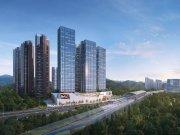 深圳南山西丽京基·御景峯楼盘新房真实图片