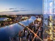 杭州滨江西兴绿城卓越傲旋城楼盘新房真实图片