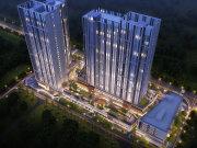 西安城南西沣路金地未来域楼盘新房真实图片