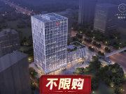 杭州上城钱江新城融信中心楼盘新房真实图片