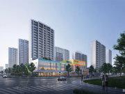 西安西咸新区泾河新城万科未来时光楼盘新房真实图片