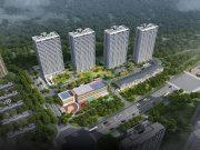 杭州钱塘江东新城兴耀枫漫小筑楼盘新房真实图片