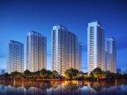杭州上城钱江新城留香园楼盘新房真实图片