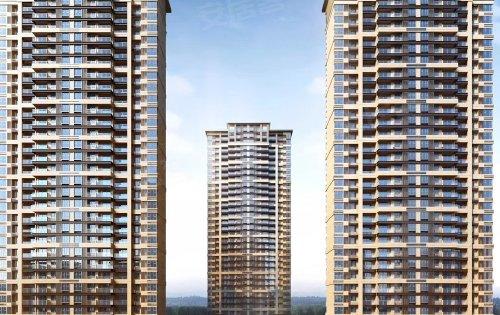 115平方的户型南北通透,南北双阳台设计