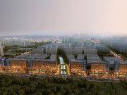 上海金山金山中部悦立方商业广场