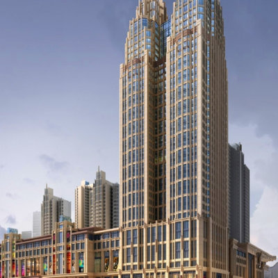 武昌区 紫阳街街道 中国铁建1818中心写字楼