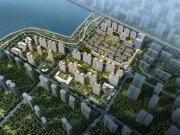 青岛城阳区白沙河青特悦海府楼盘新房真实图片