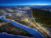 重庆巴南龙洲湾中建滨江星城楼盘新房真实图片
