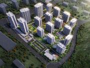 重庆九龙坡华岩新城绿地重庆城际空间站楼盘新房真实图片