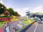 重庆沙坪坝大学城中国南山重庆汽车公园楼盘新房真实图片