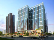 长沙星沙会展新城盛地尊域楼盘新房真实图片