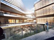 上海静安上海火车站金融街(融悦)中心楼盘新房真实图片