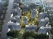 西安城南西沣路奥园和悦府楼盘新房真实图片