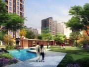 上海嘉定嘉定新城万科金色领域楼盘新房真实图片
