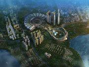 昆明官渡区滇池国际会展中心万科500里楼盘新房真实图片