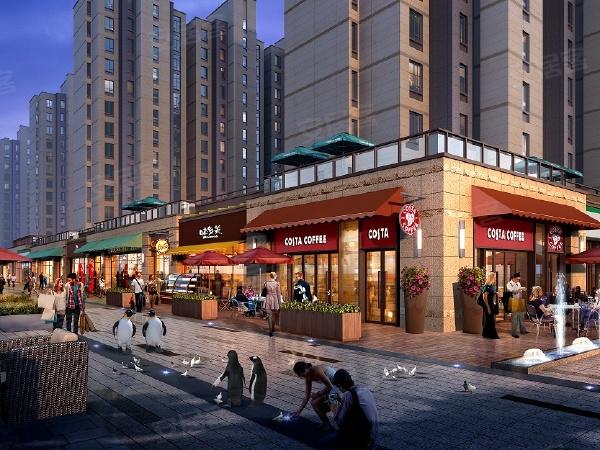 瑞和·上海印象楼盘建筑物外景