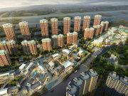 大连开发区小窑湾德泰·人才公园楼盘新房真实图片