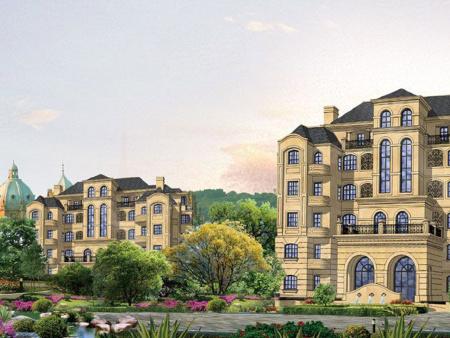 福晟钱隆学府是福晟集团18年精耕地产,50亿进军津城的开山力作