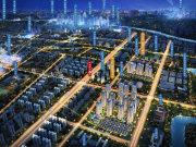 南宁良庆五象湖万科翡翠中央楼盘新房真实图片