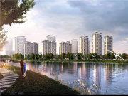 上海金山亭林新未来·樾湖楼盘新房真实图片