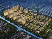 上海奉贤西渡中国铁建印象花语墅楼盘新房真实图片
