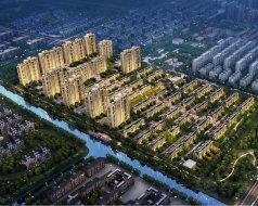 中国铁建印象花语墅
