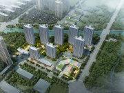 杭州钱塘江东新城阳光城兴耀花漾里楼盘新房真实图片